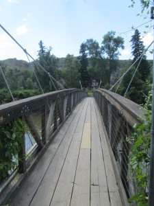 Ryan Dam Bridge