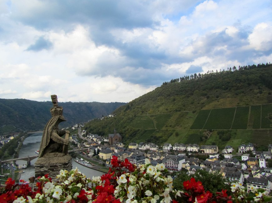 Mosel River, Cochem Germany