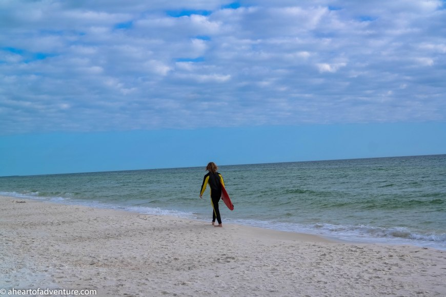 Skimboard Panama City Beach Florida